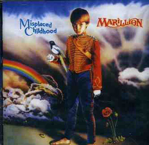 Misplaced Childhood by Marillion Import edition (2007) Audio CD