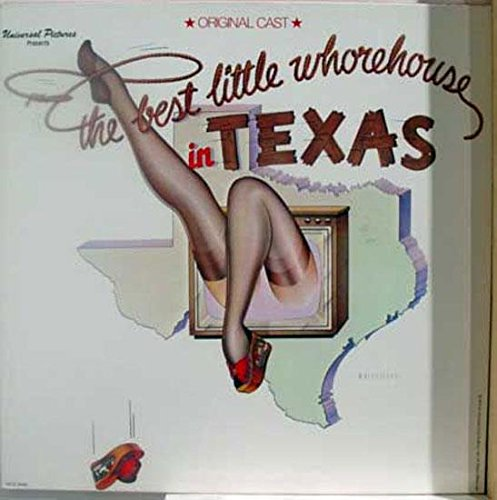 SOUNDTRACK best little whorehouse in texas LP MCA 3049 Used_VeryGood+