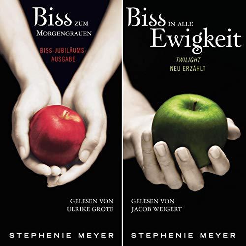 Bella und Edward: Biss-Jubiläumsausgabe - Biss zum Morgengrauen / Biss in alle Ewigkeit: 3 CDs