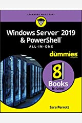 Windows Server 2019 & PowerShell All-in-One For Dummies Kindle Edition