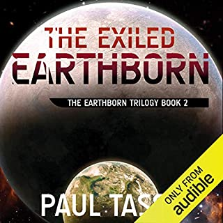 The Exiled Earthborn cover art
