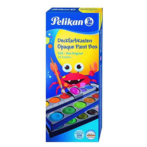 Pelikan Opaque Watercolor Paint Set