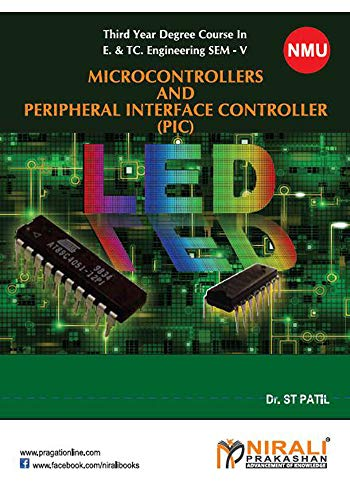 MICROCONTROLLERS & PERIPHERAL INTERFACE CONTROLLER (PIC) (English Edition)
