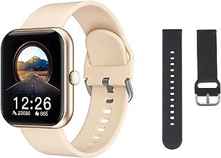 Nieuwe I8 Heren en Dames Smart Watches 1. 7-inch IPS Color Screen, IP67 Waterdicht, Ondersteuning Bluetooth 5.0, Link Andr...