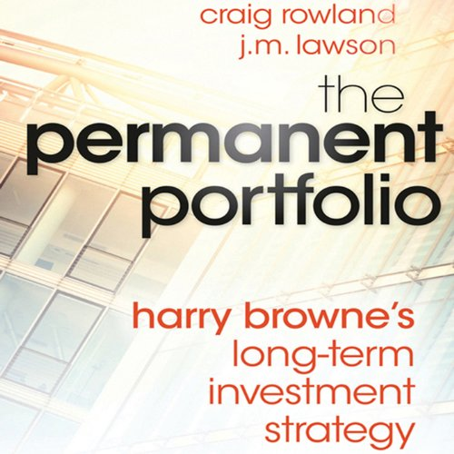 The Permanent Portfolio audiobook cover art