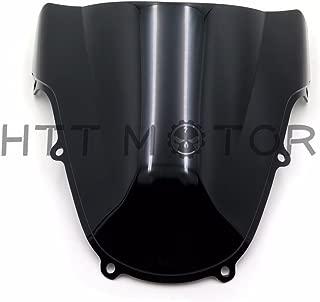 HTTMT CFP-1186-3- Windshield Windscreen Compatible with SUZUKI GSXR 600 GSX-R 750 2001-2003 GSXR1000 2001-2002