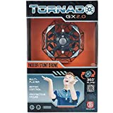 Tornado GX 2.0 Toy Stunt Drone | Indoor Model FX-32A | Multi User, with Protective Safety Frame, Controller Assisted Take-Off & Landing | Rechargeable Unit