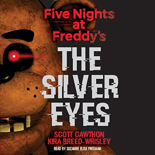 Five Nights at Freddy's: The Silver Eyes cover art