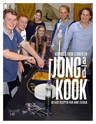 Jong a/d kook: kookboek voor studenten - 60 easy recepten