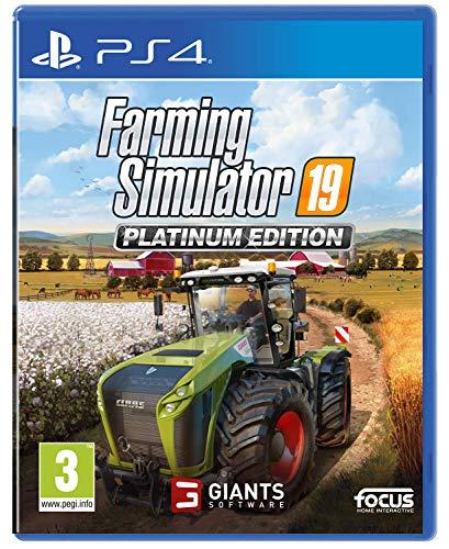 Farming Simulator 19 Platinum Edition - Platinum - PlayStation 4