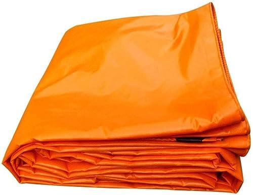 Bache De Prougeection Imperméable, Bache de Prougeection Durable Verte 420g   m, Tapis de Sol, Anse imperméable ZHANGQIANG (Couleur   A, Taille   3x6m)