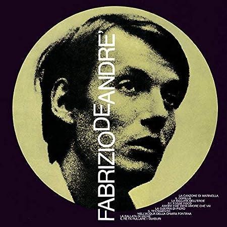 vinile volume 3 album fabrizio de andrè