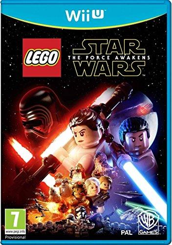 Nintendo Wii U Lego Star Wars Das Erwachen der Macht NEU&OVP UK Import, auf deutsch spielbar