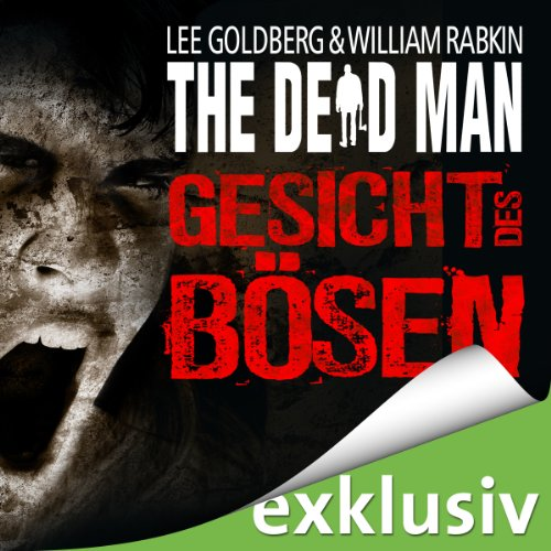 Gesicht des Bösen audiobook cover art