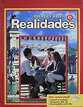 Hardcover Prentice Hall Spanish Realidades Level a Student Edition 2008c Book