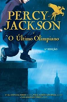 Paperback Percy Jackson e o Último Olimpiano (Portuguese Edition) Book