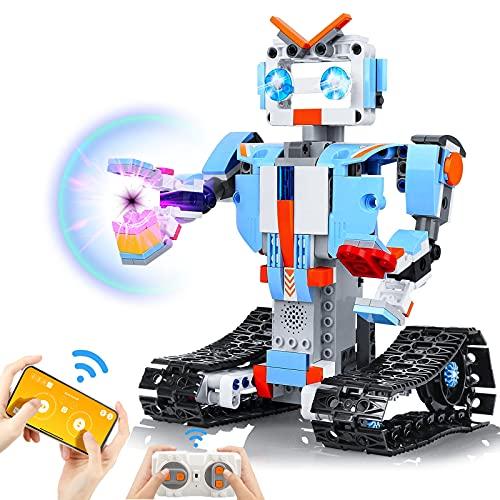 Sillbird STEM Robot Toys for Kids- Educational Engineering Science Kit...
