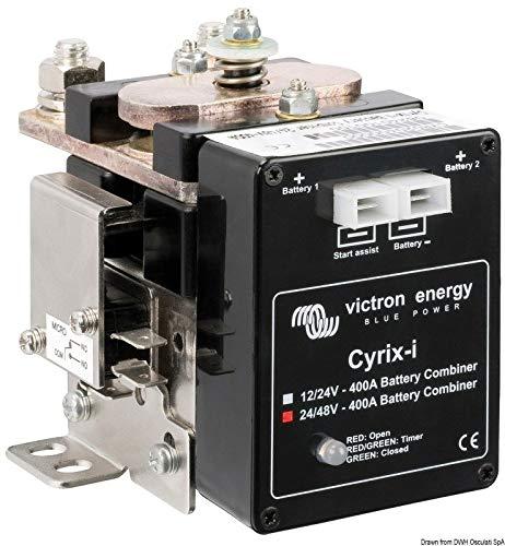 Victron Energy - Puissant coupleur de batterie 2000 Ah