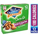 12-Count Blue Diamond Almonds On the Go 100 Calorie Packs