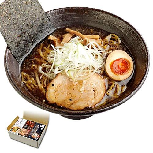 北海道らーめん名店「生ラーメン3箱セット」全6食入(凡の風・橙ヤ・菜ヶ蔵) しょうゆ味セット