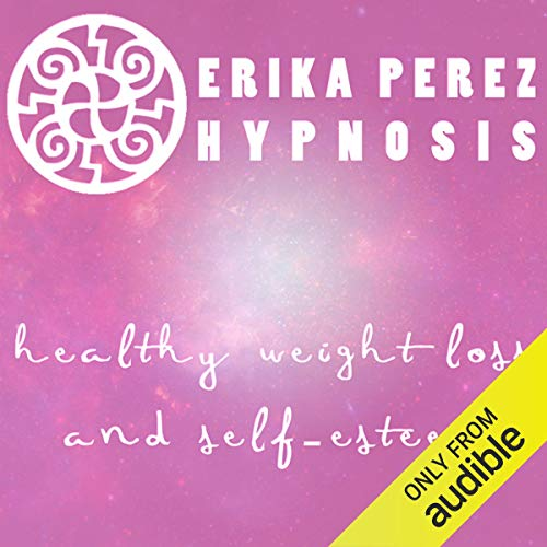 Diseño de la portada del título Perdida de Peso y Auto-Estima Hipnosis