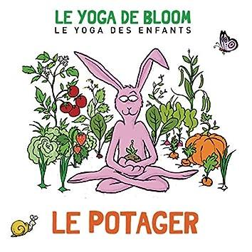 Voyage au potager (Le yoga des enfants)