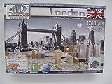 4D Cityscape Jigsaw Puzzle London by 4d Cityscape Jigsaw Puzzle