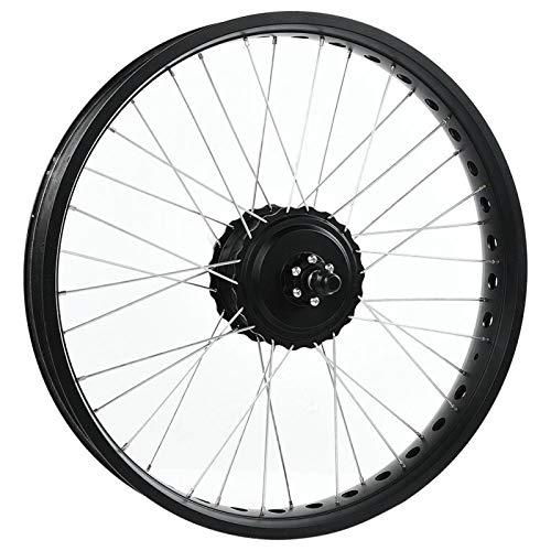 FOLOSAFENAR Kit de conversión de Bicicleta eléctrica, Rueda de 20 Pulgadas con...