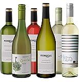 Atlantik Weine, Südamerika Sommer Weinpaket mit Weißwein und Roséwein aus Argentinien und Uruguay, Rebsorten Sauvignon Blanc Chardonnay Moscatel Torrontés und Tannat (6 x 0,75l)