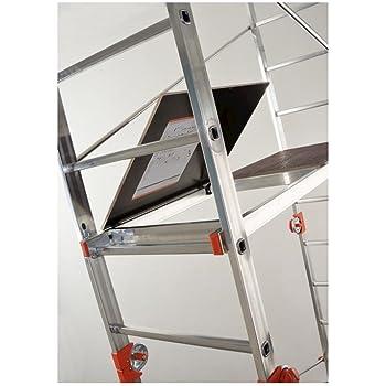 Gierre M120154 - Andamio escalera aluminio fa-200: Amazon.es: Bricolaje y herramientas