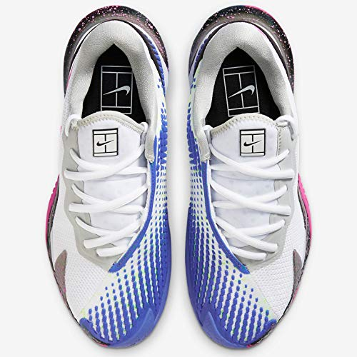 Nike Womens Air Zoom Vapor Cage 4 Hc Womens Tennis Shoes Cd0431-101 Size 5