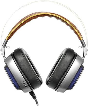 Cuffie PS4, Cuffie da Gioco PC Cuffie da Gioco Over-Ear con Microfono LED a cancellazione del Rumore, Controllo Volume per Mac, Laptop, Giochi per Nintendo Switch, Presa USB - Trova i prezzi più bassi