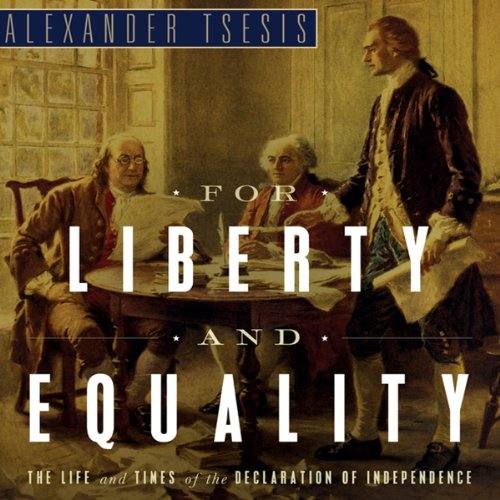 For Liberty and Equality audiobook cover art