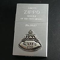 zippo(ジッポー)1932 SECOND REPLICA「Classic」メタル貼付け