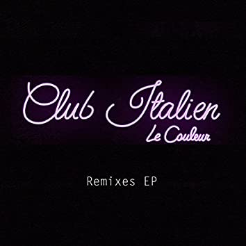 Club Italien EP