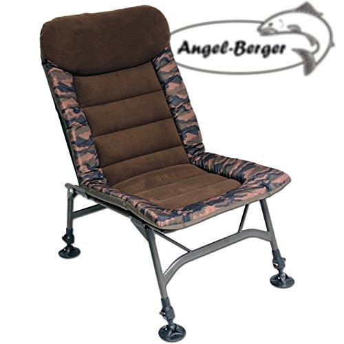 Angel-Berger Camo Session Carp Chair Bild