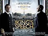 CLASSIC POSTERS The Kings Speech Foto-Nachdruck eines