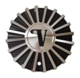 Velocity Wheel VW11 Center Cap CSVW11-1A Aluminum