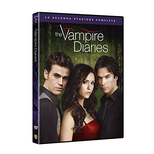 The Vampire Diaries Stg.2 L'Amore Morde (Box 5 Dvd)