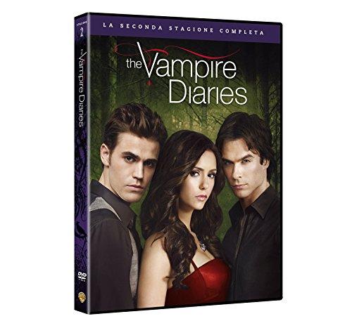 The Vampire Diaries Stg.2 L'Amore Morde (Box 5 Dvd)