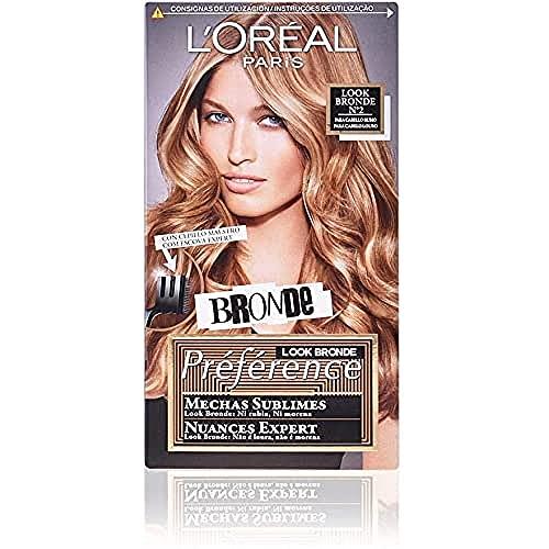 L'Oreal Paris Preference Mechas Sublimes Prefrerence, Tono: 002 Dark to Light Blond