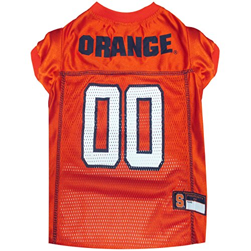 NCAA SYRACUSE ORANGE DOG Jersey, X-Large