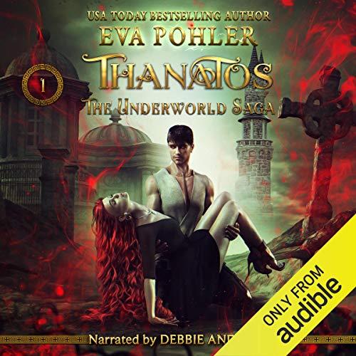 Thanatos Audiobook By Eva Pohler cover art