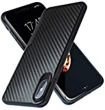 Kitoo iPhone X Case | iPhone Xs Case | 10ft. Drop Tested | Carbon...