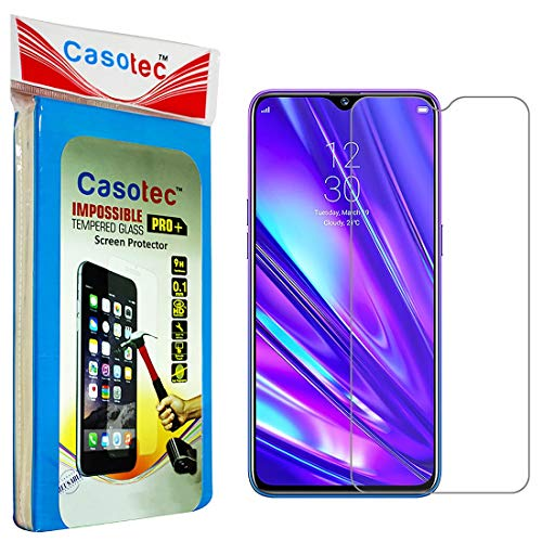 Casotec Hammer Proof Impossible Film Screen Protector [Not a Tempered Glass] Screen Guard for Realme 5 Pro