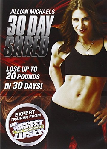 Jillian Michaels - 30 Day Shred [UK Import]