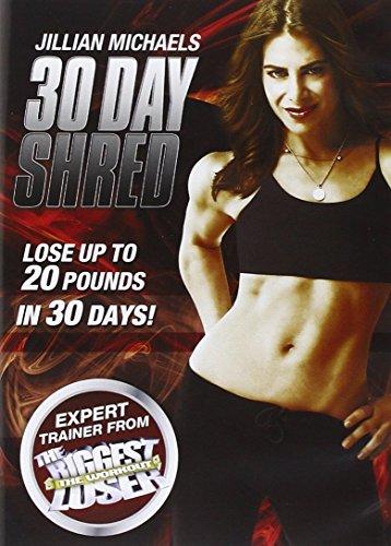 Jillian Michaels. 30 Day Shred [DVD] [Edizione: Regno Unito]