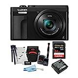 Best Panasonic Lumix Cameras - Panasonic LUMIX DC-ZS70K 20.3MP 4K Digital Camera (Black) Review