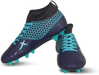 Vector X Champion Football Shoes (Navy-Sea Green)