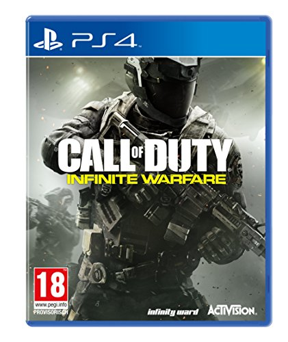 Call of Duty: Infinite Warfare - Standard Edition [AT Pegi] - [PlayStation 4]